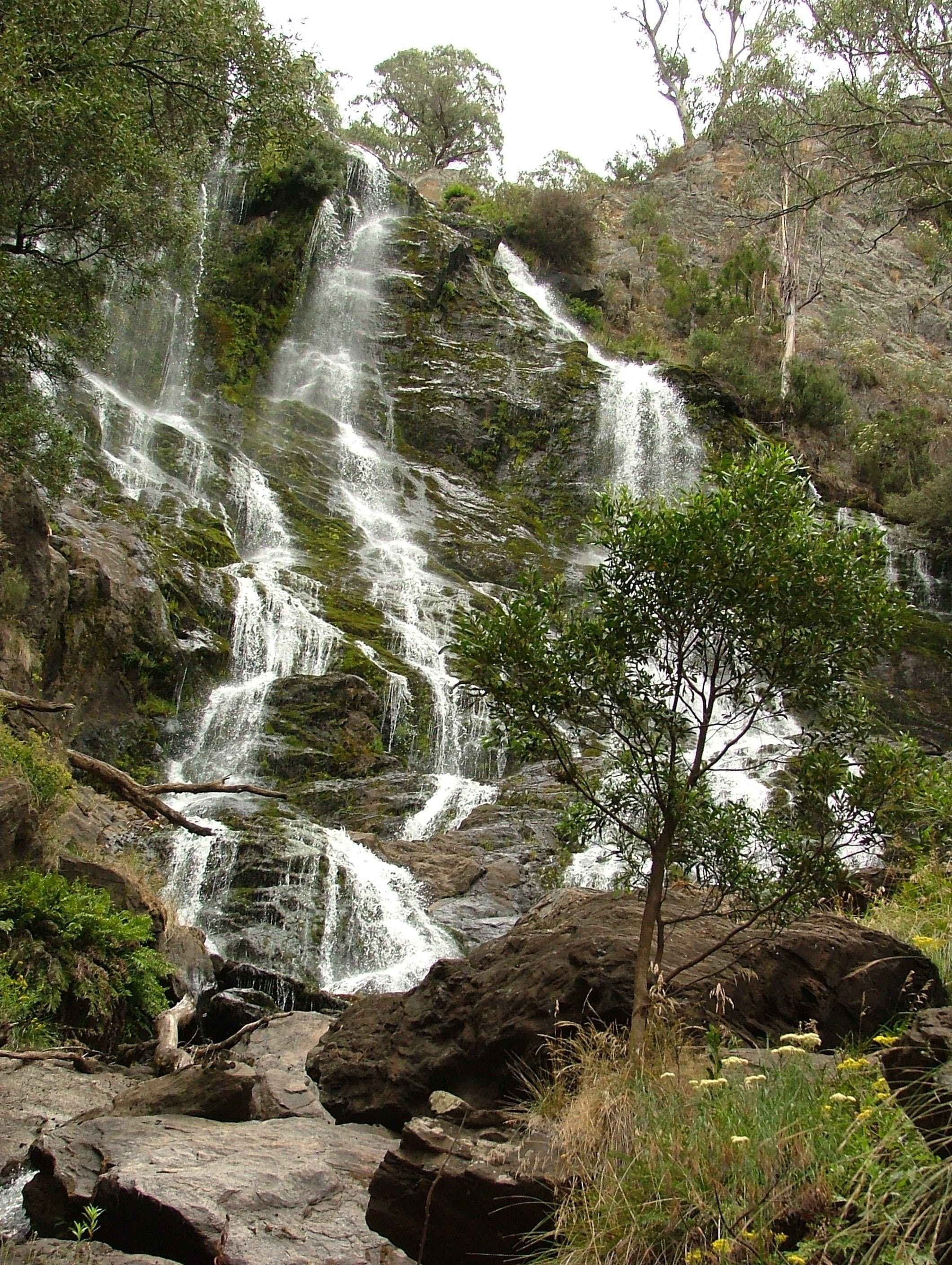 Buddong Falls Walking Track - ACT Tourism