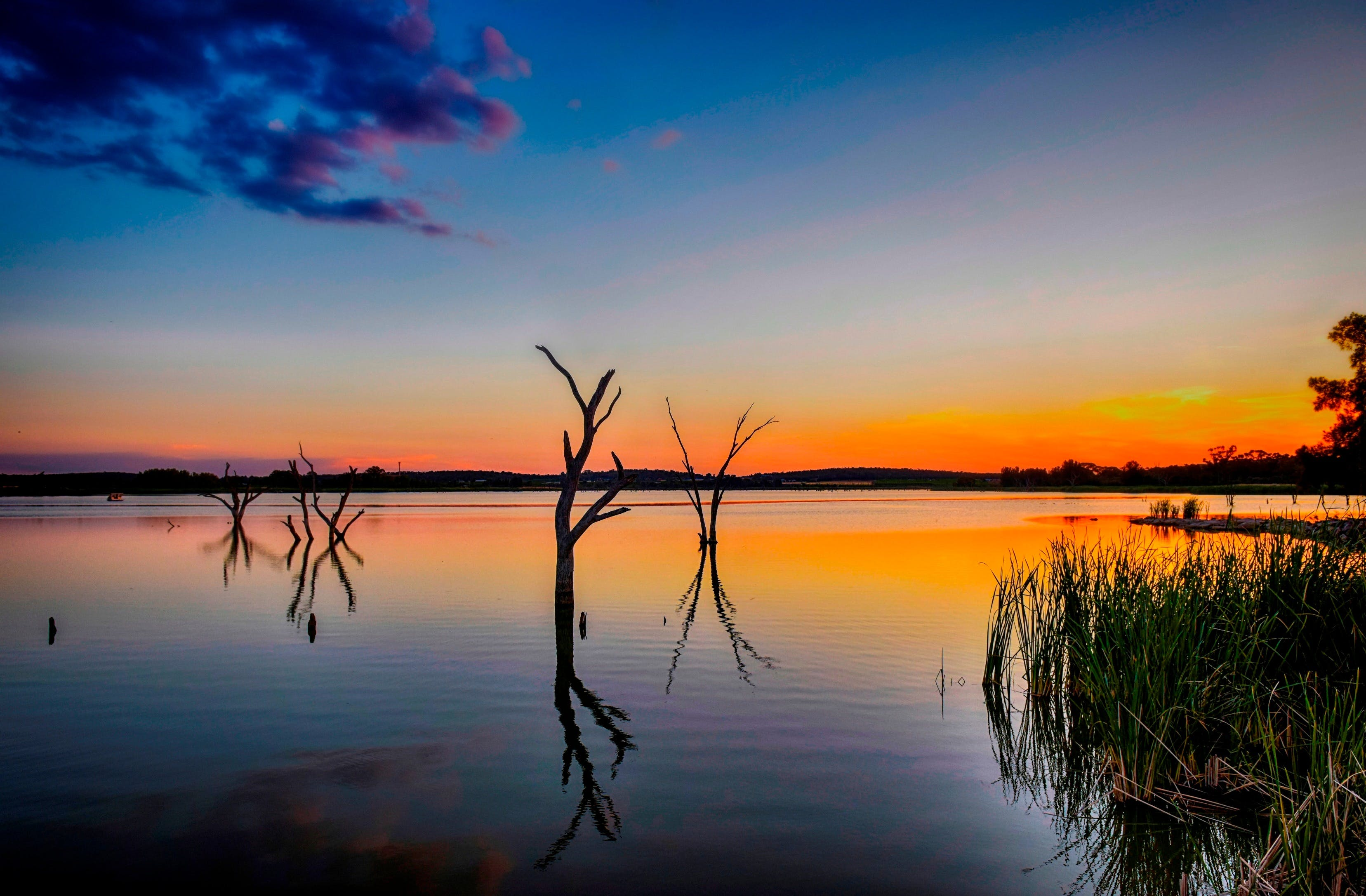 Lake Wyangan - ACT Tourism