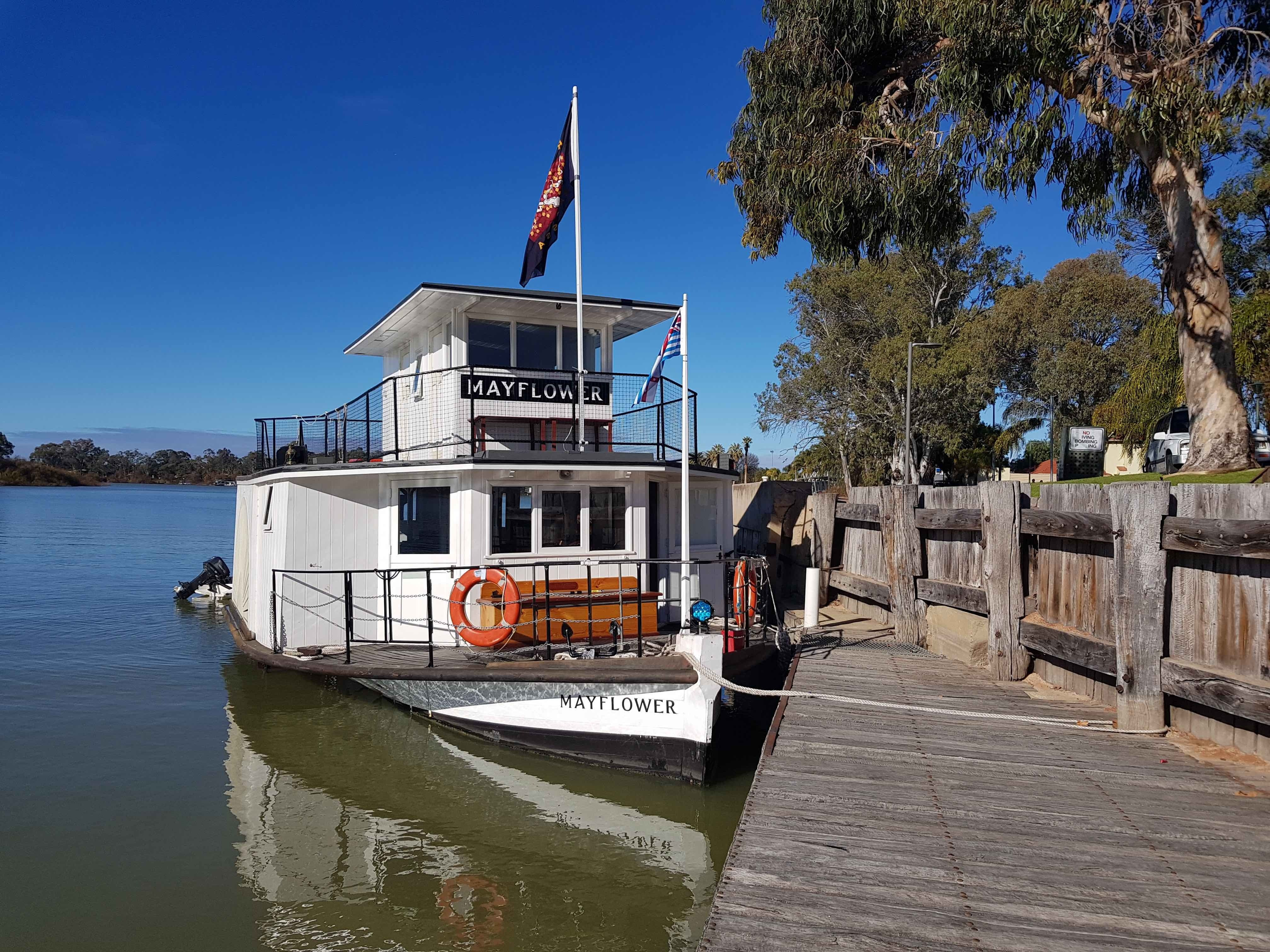 PW Mayflower Cruises - - ACT Tourism