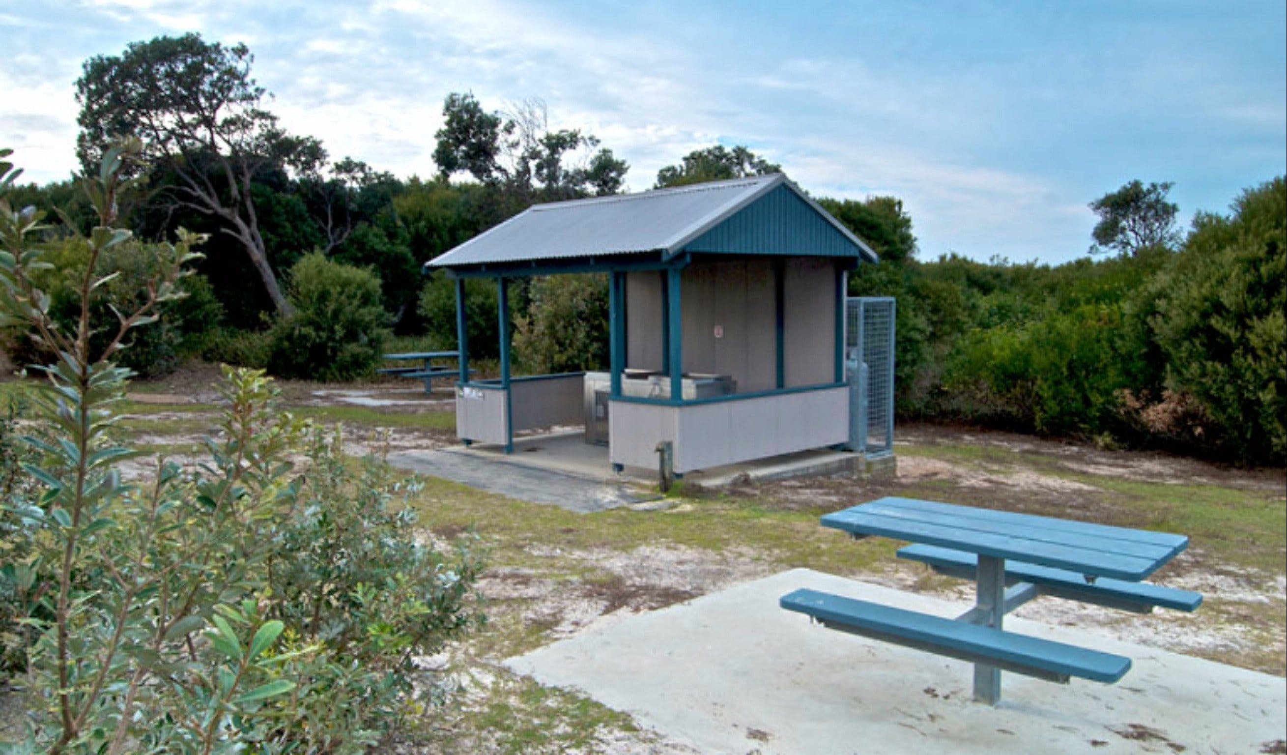 Tea Tree picnic area and lookout - ACT Tourism