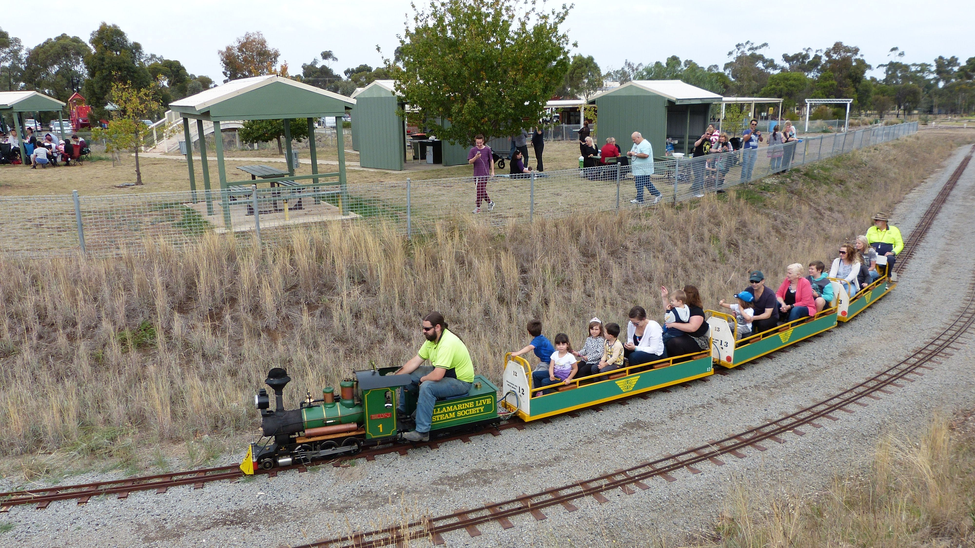 Bulla Hill Railway - ACT Tourism
