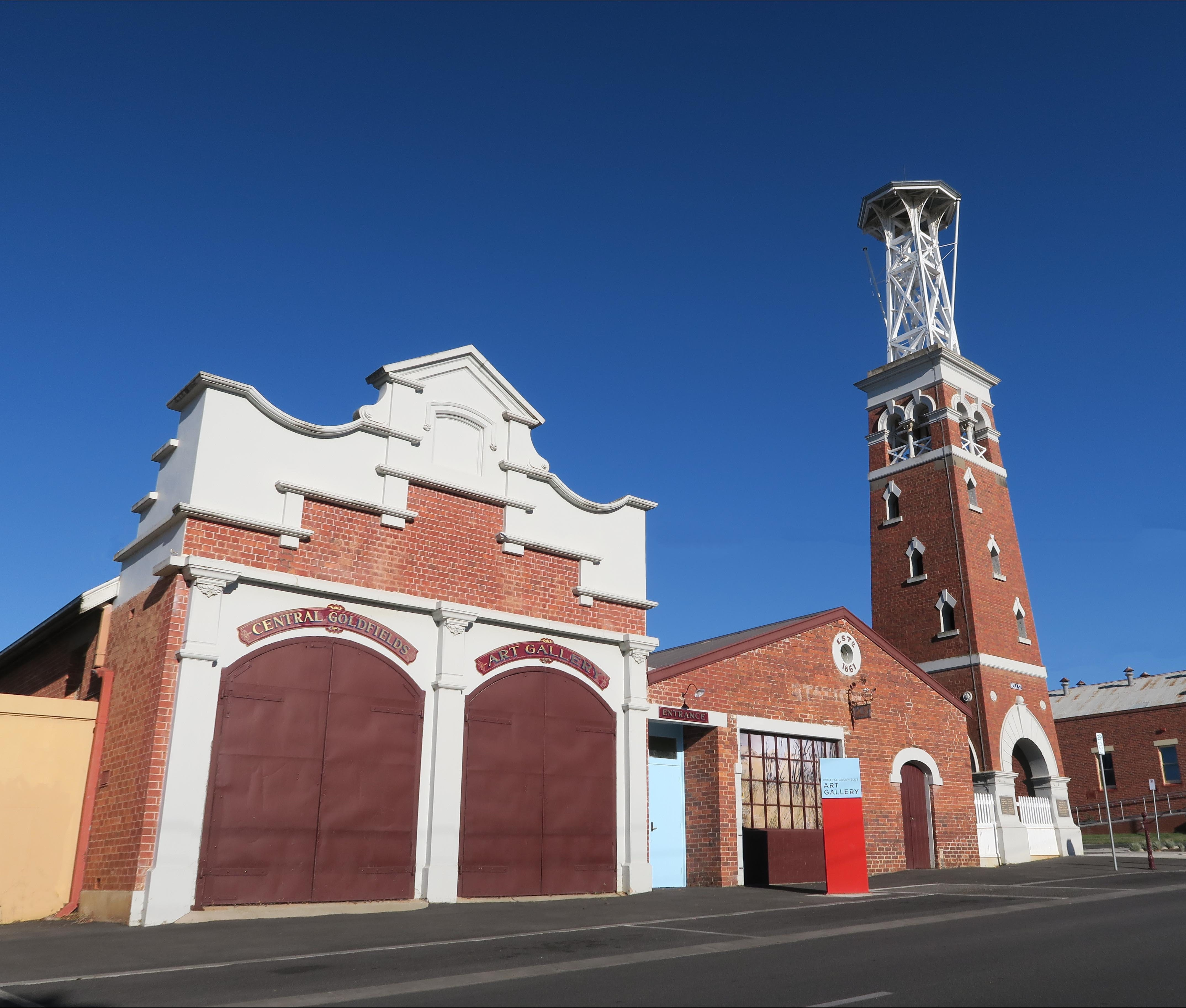 Central Goldfields Art Gallery - ACT Tourism