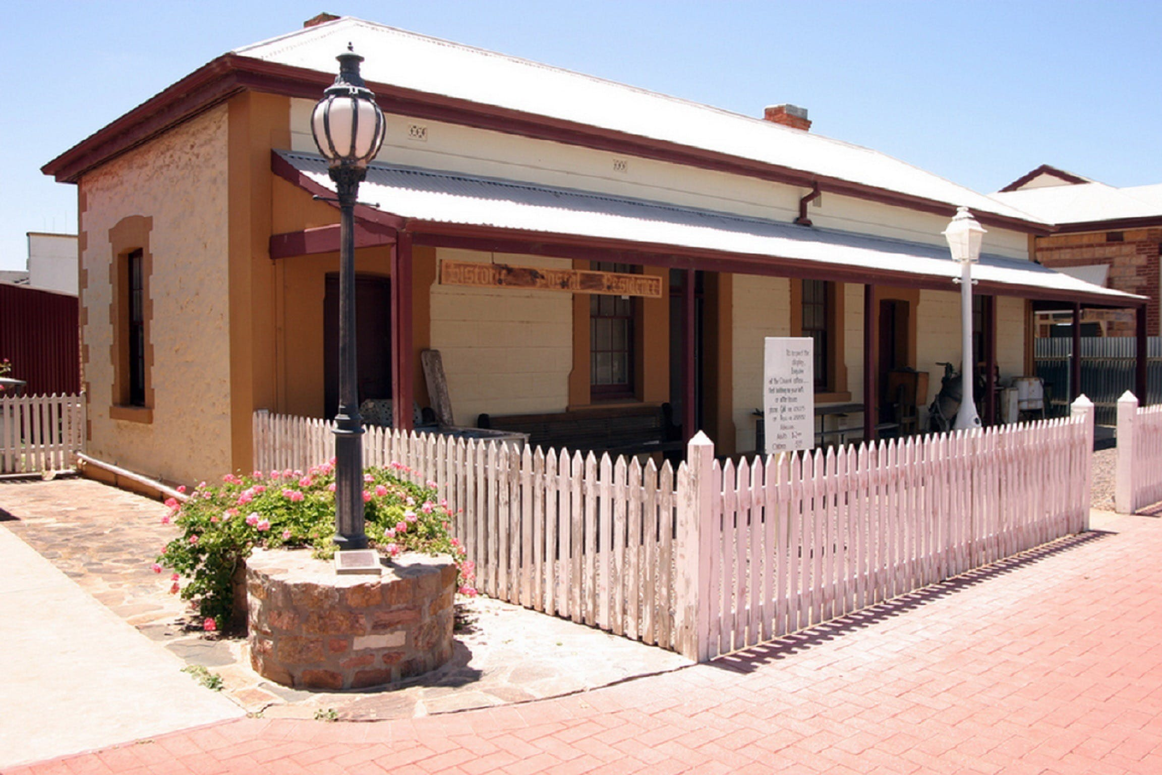 Franklin Harbour Historical Museum - ACT Tourism