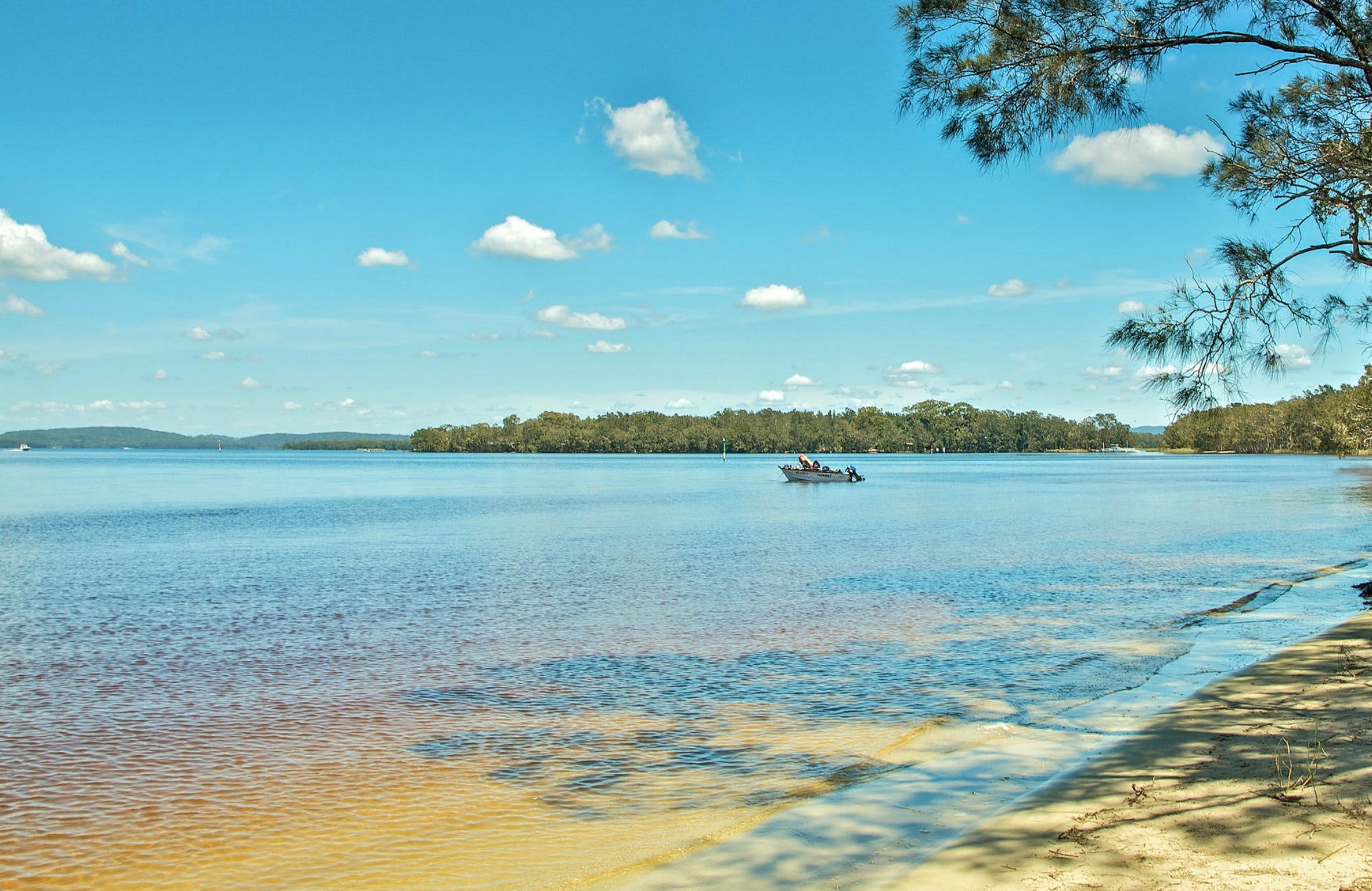 Northern Broadwater Picnic Area - ACT Tourism