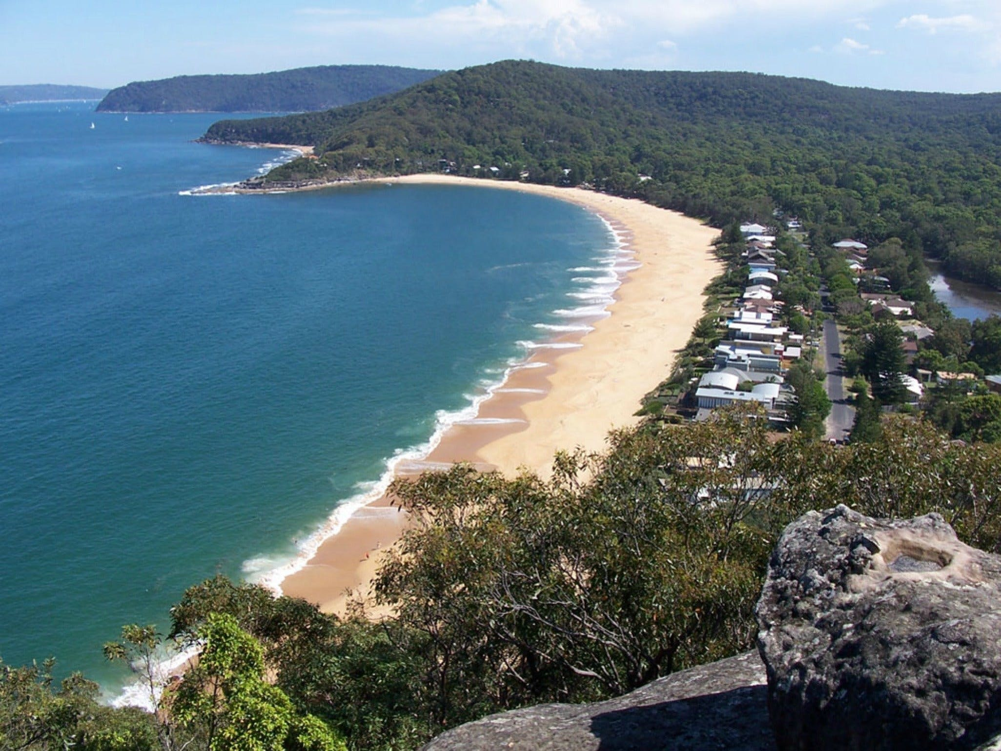 Pearl Beach - ACT Tourism