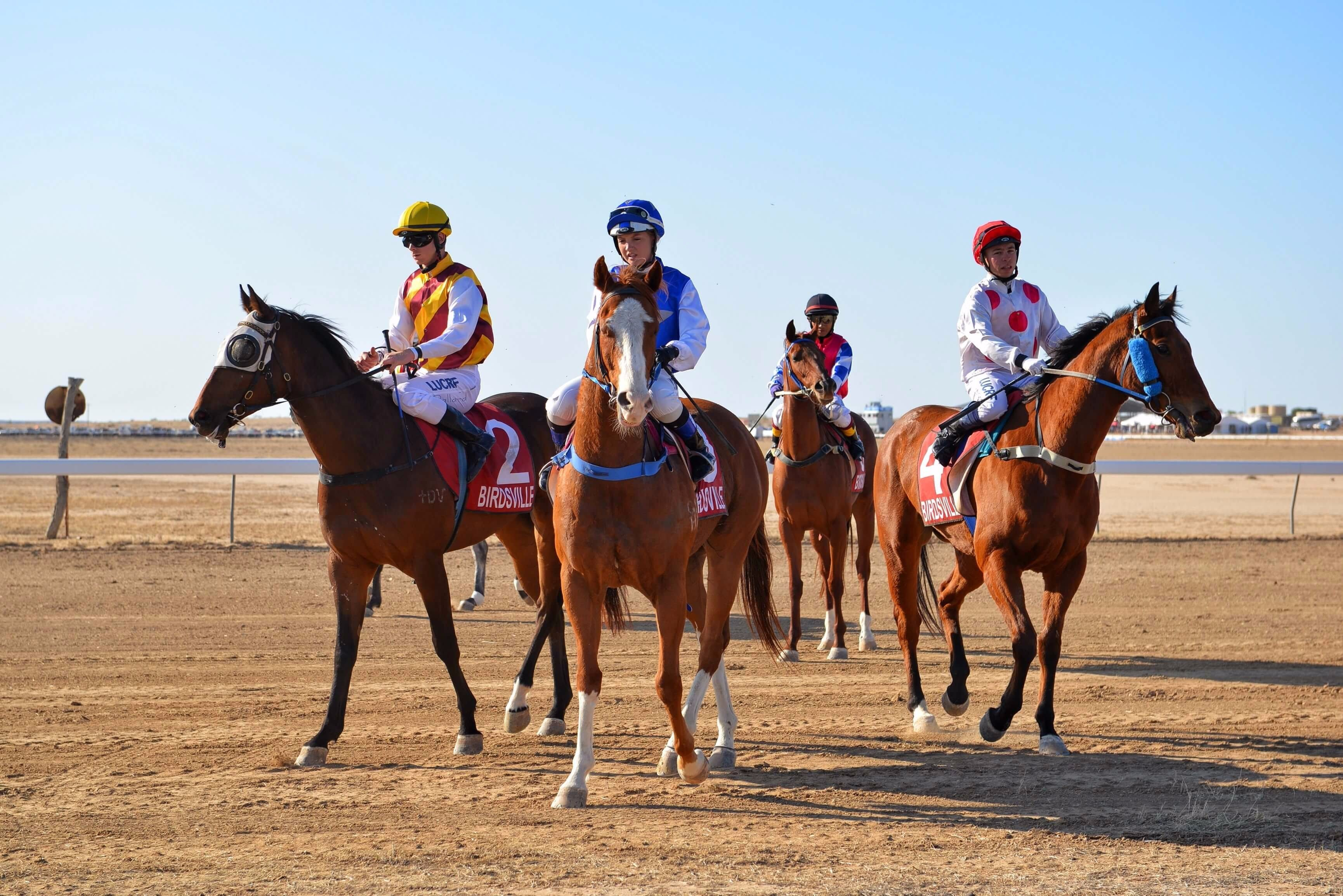 Simpson Desert Racing Carnival Trail - ACT Tourism