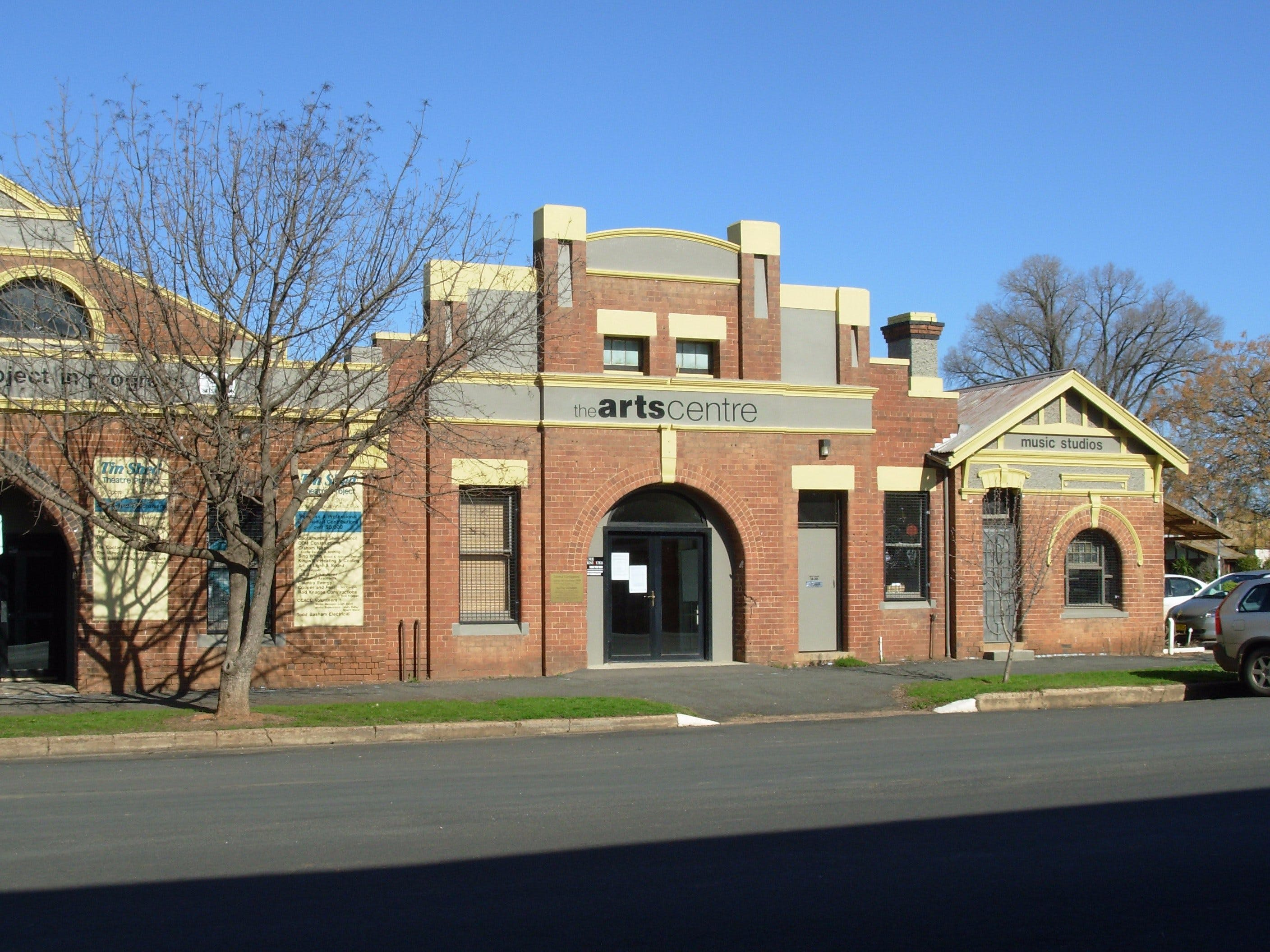 The Arts Centre Cootamundra - ACT Tourism