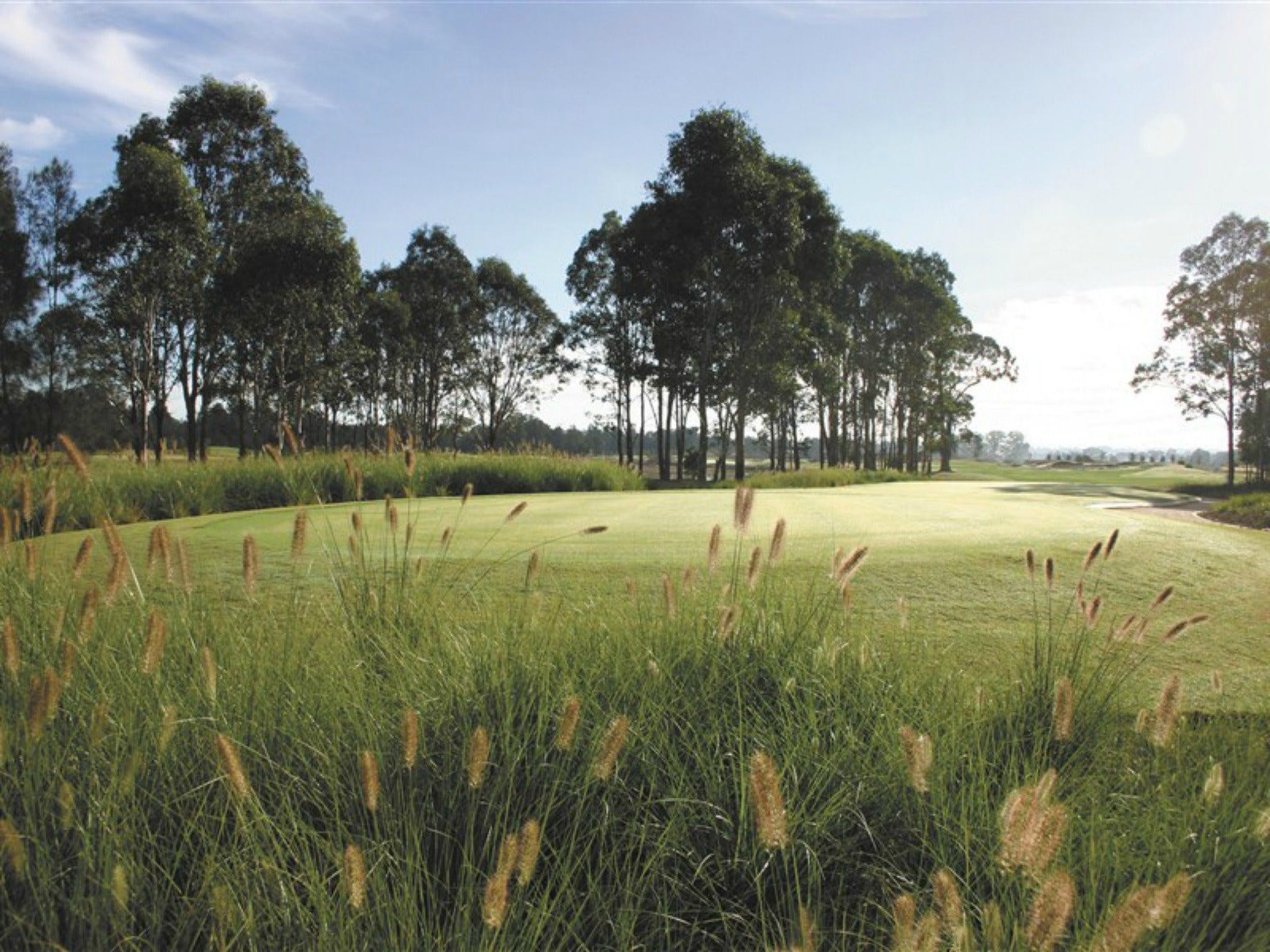 Twin Creeks Golf and Country Club - ACT Tourism