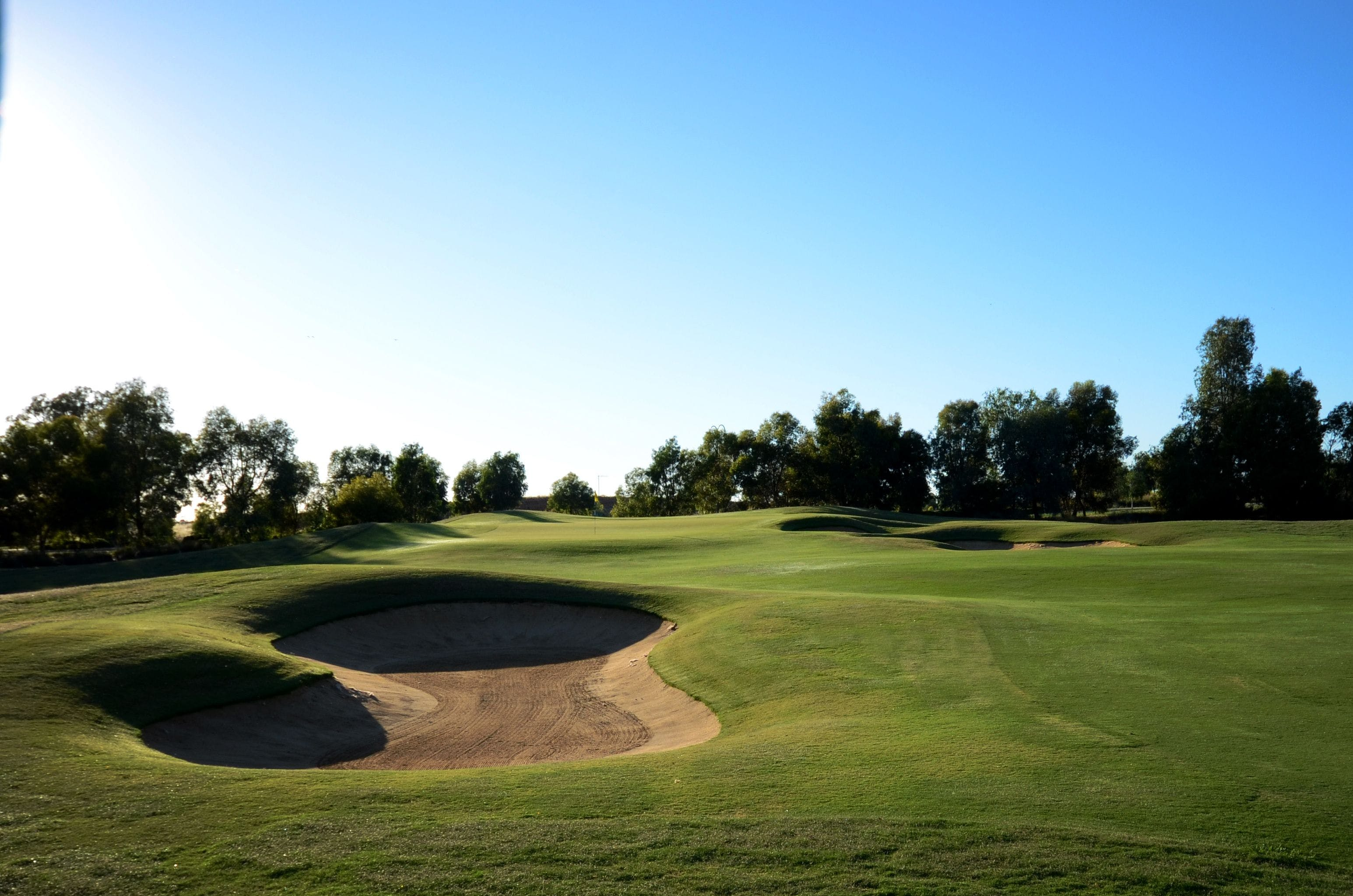 Black Bull Golf Course - ACT Tourism