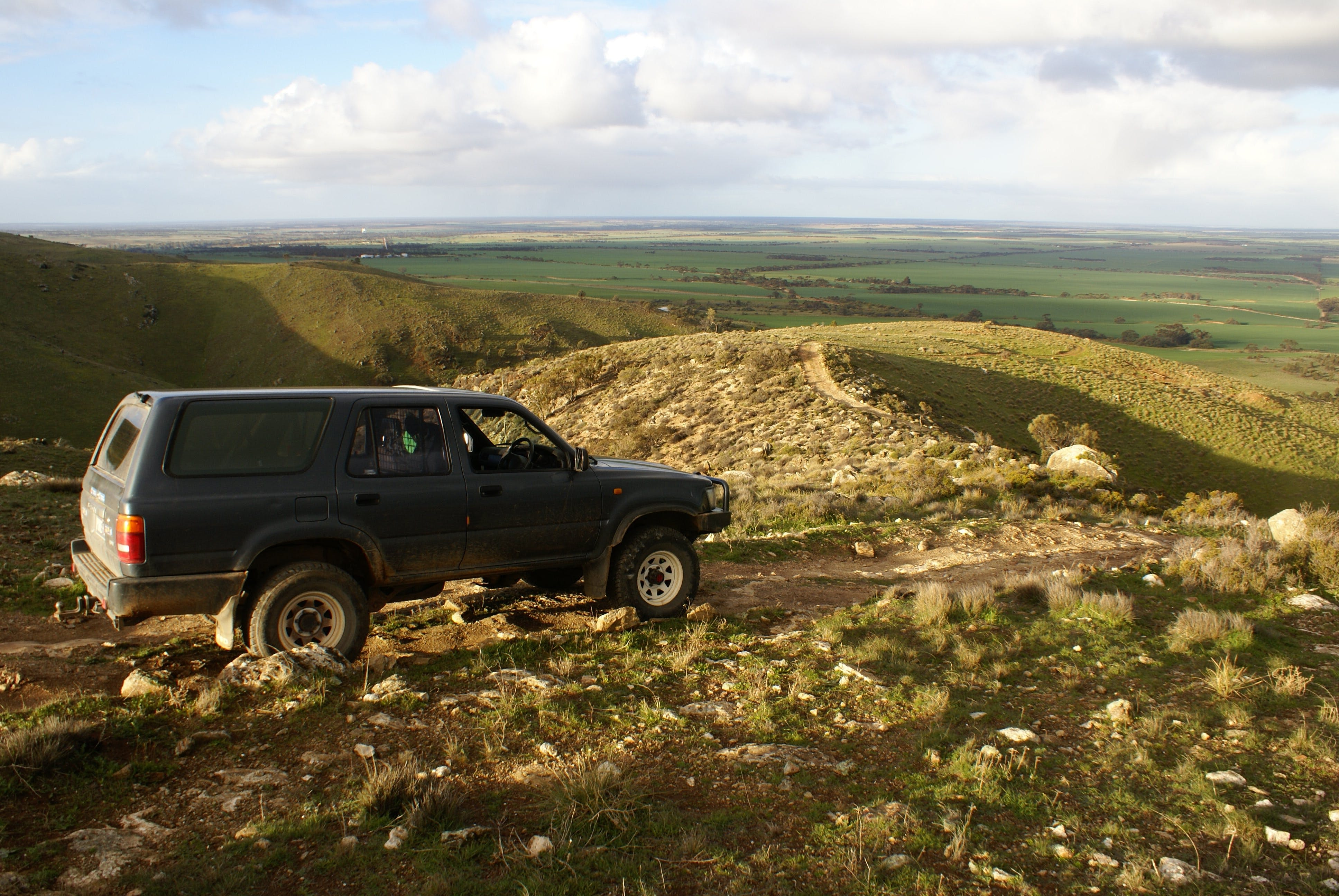 Eagle View 4WD Track - ACT Tourism