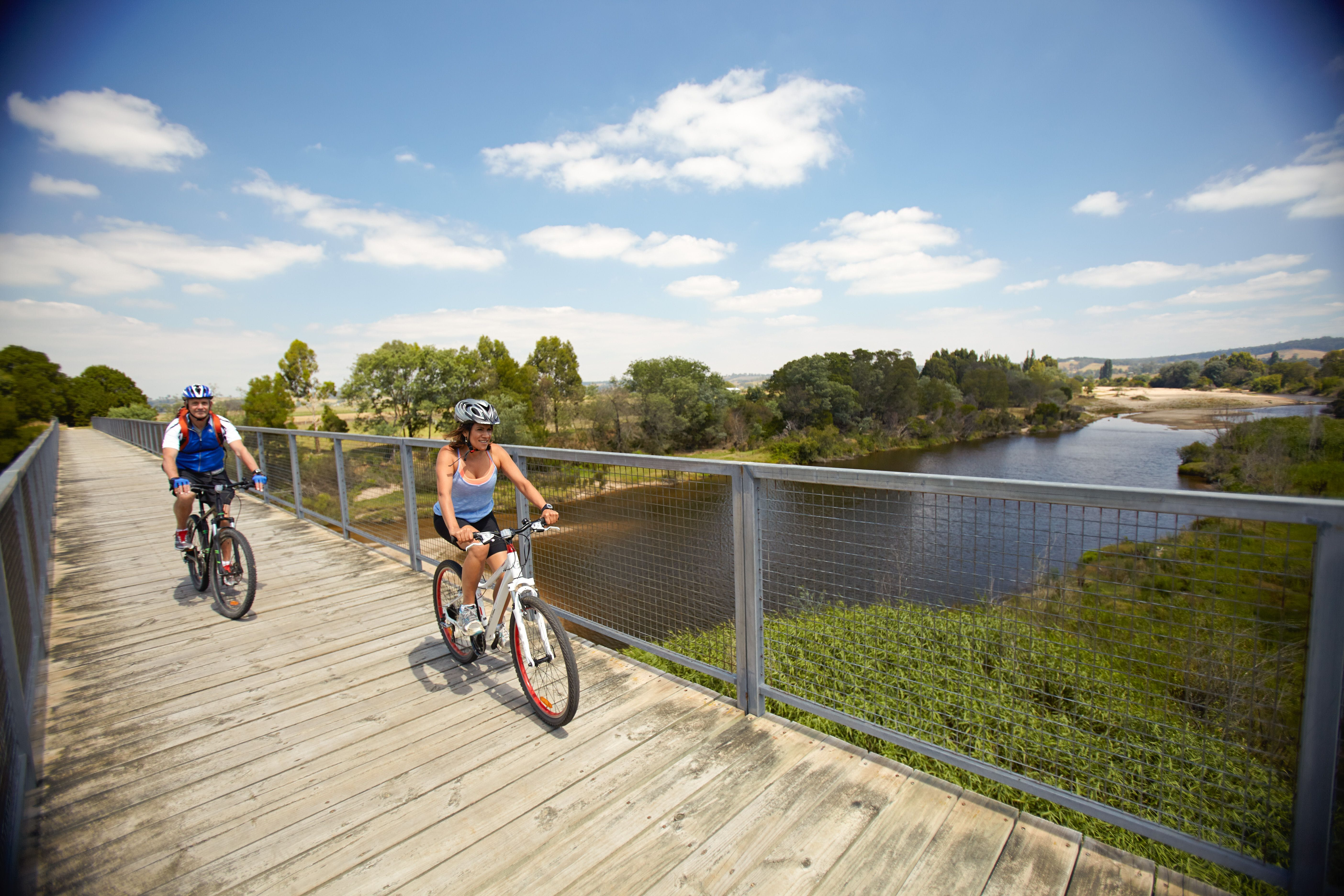 East Gippsland Rail Trail - ACT Tourism