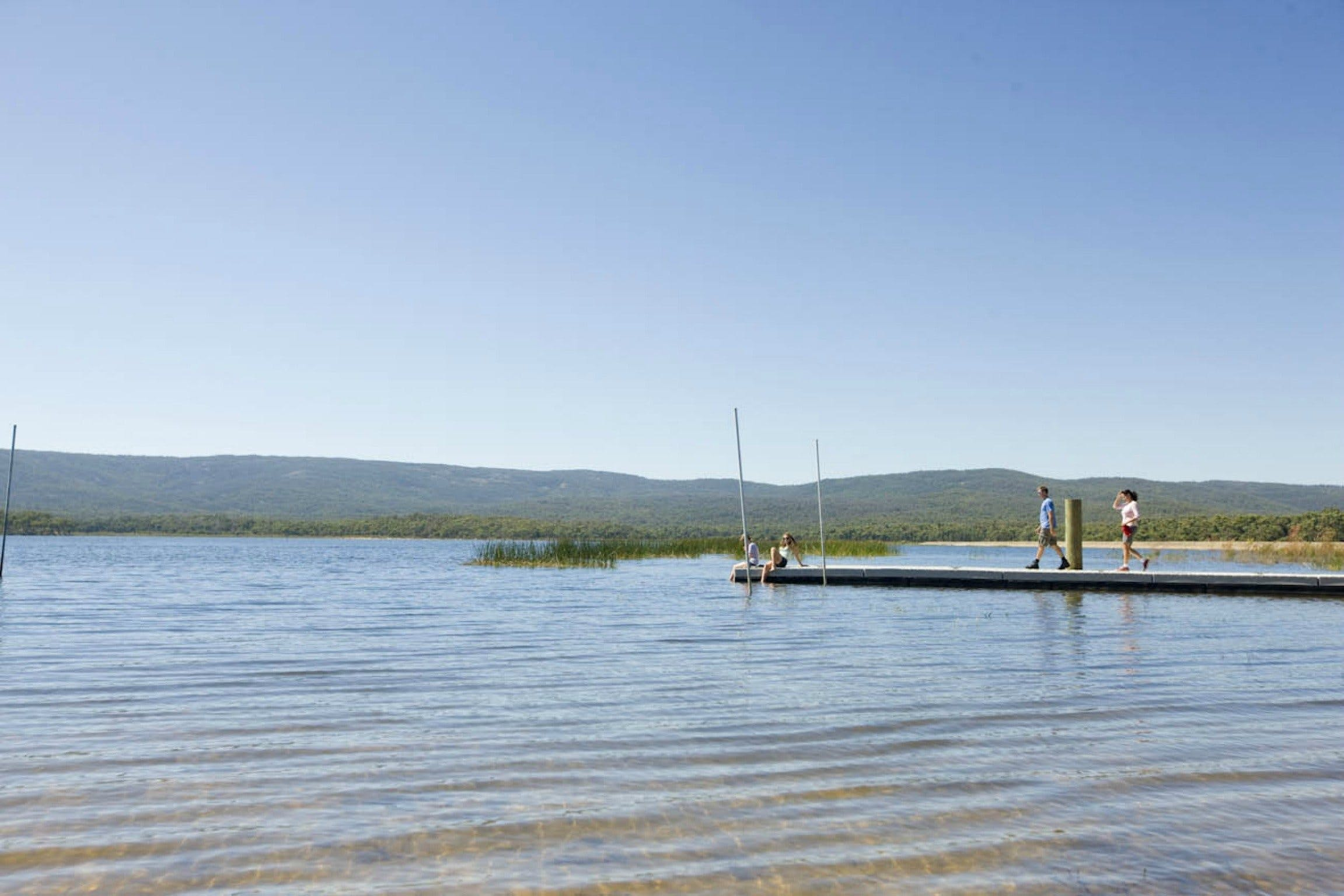 Lake Wartook - ACT Tourism