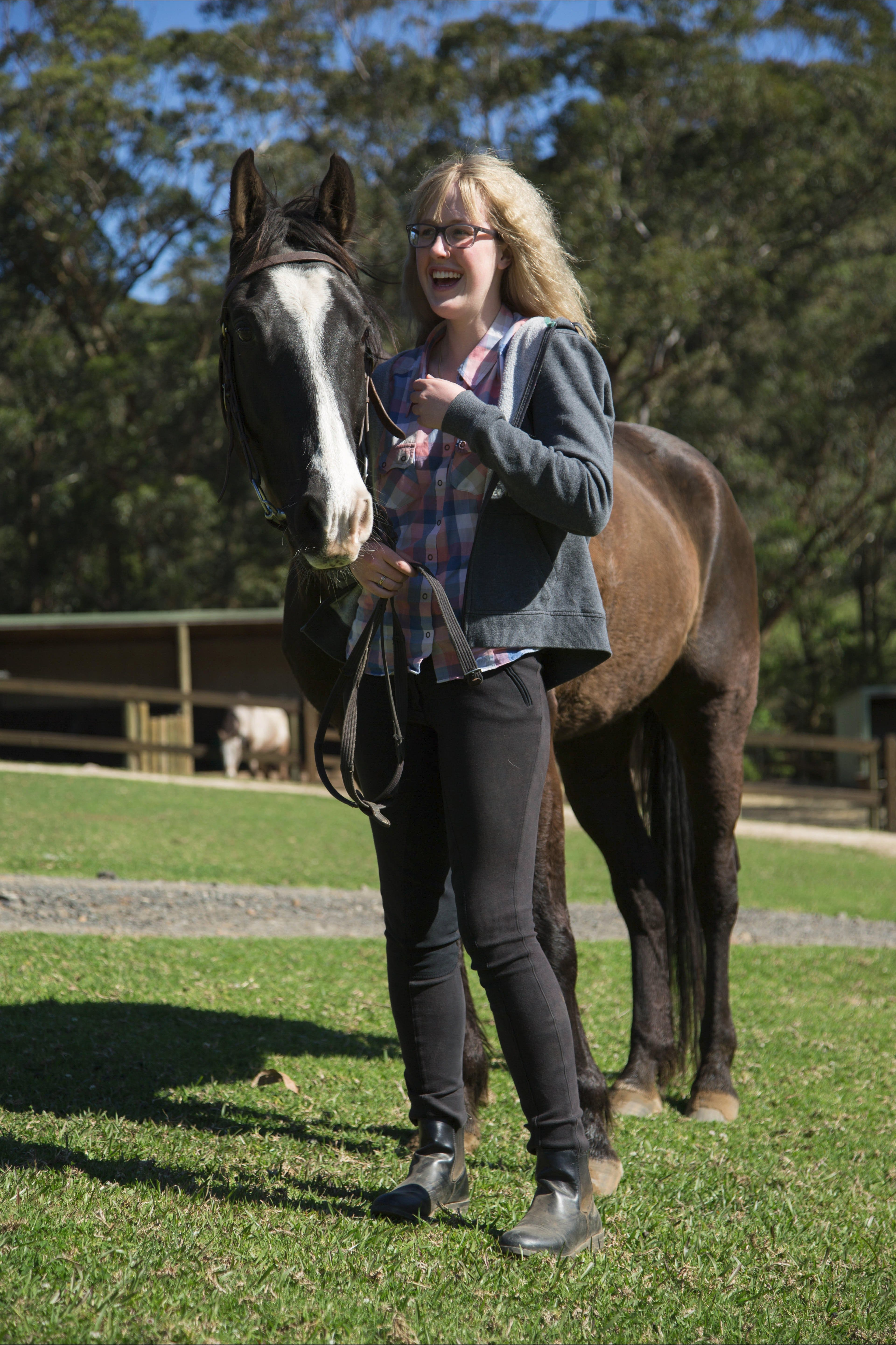Otford Farm Horse Riding - ACT Tourism