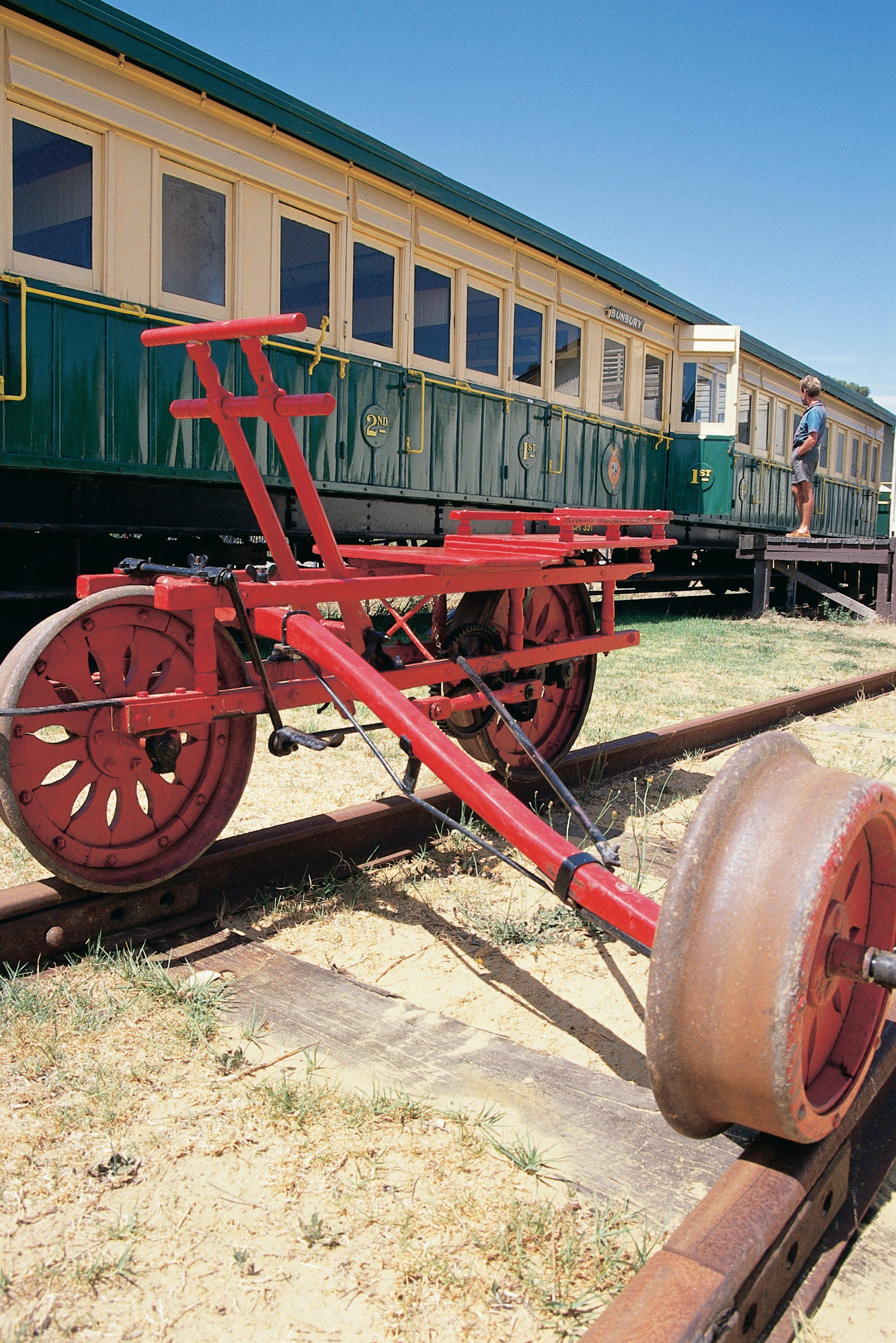 South West Rail and Heritage Centre - ACT Tourism