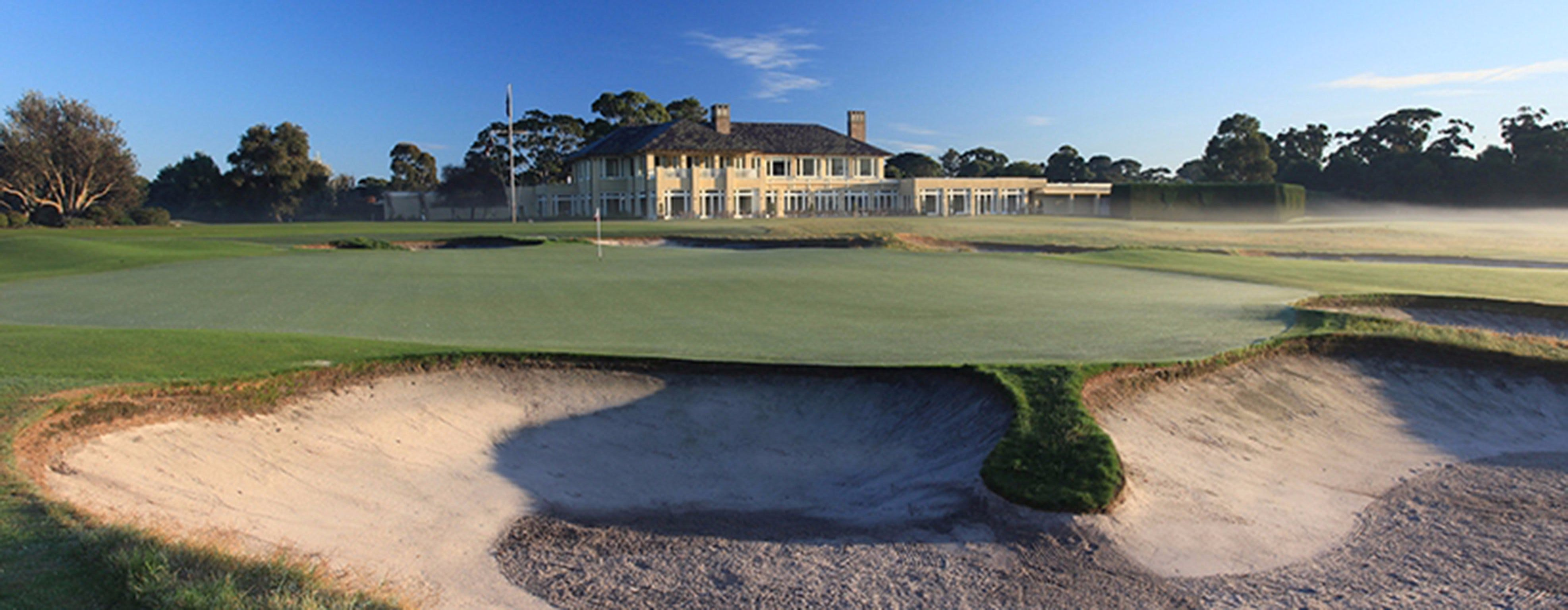 The Royal Melbourne Golf Club - ACT Tourism