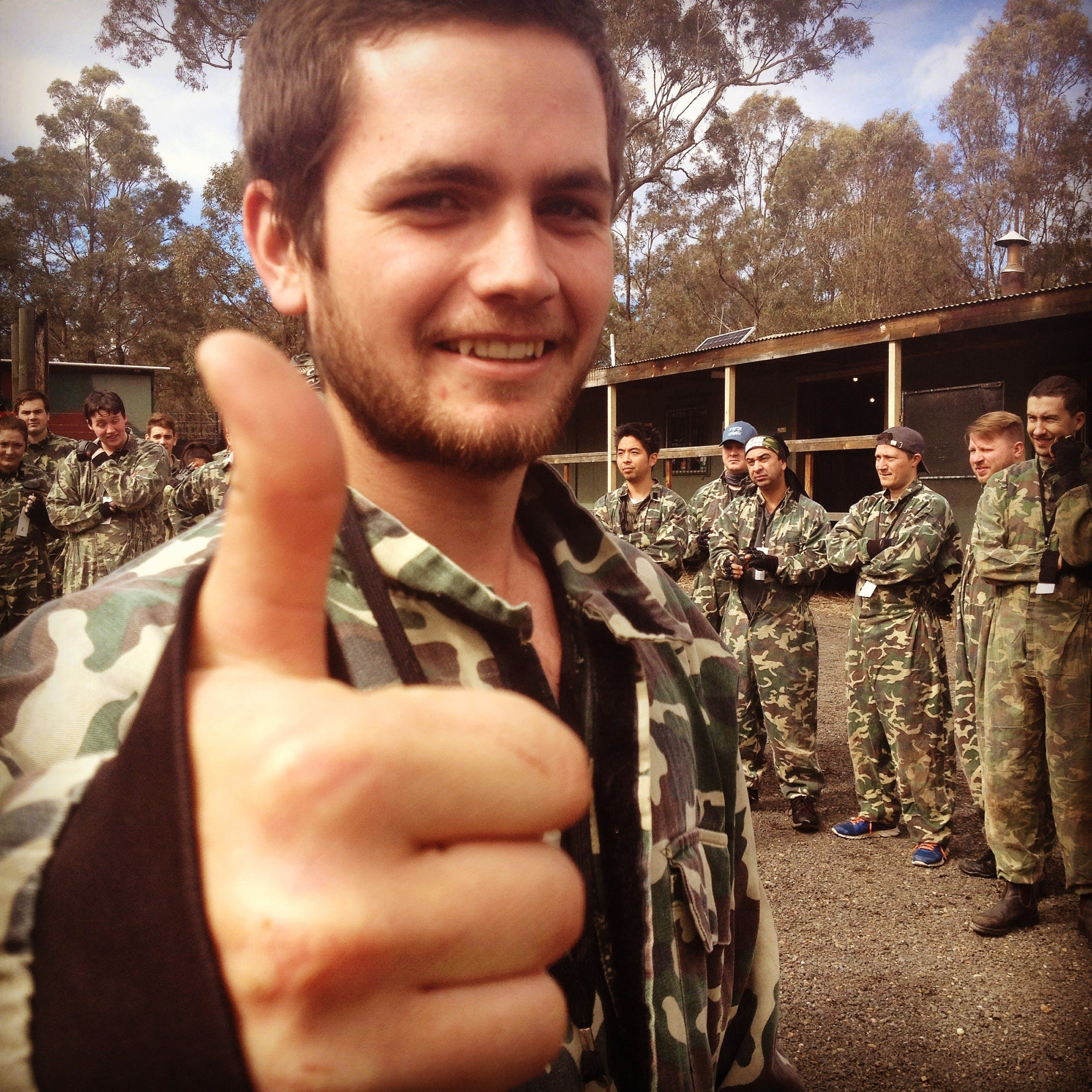 Ultimate Paintball Sydney - ACT Tourism
