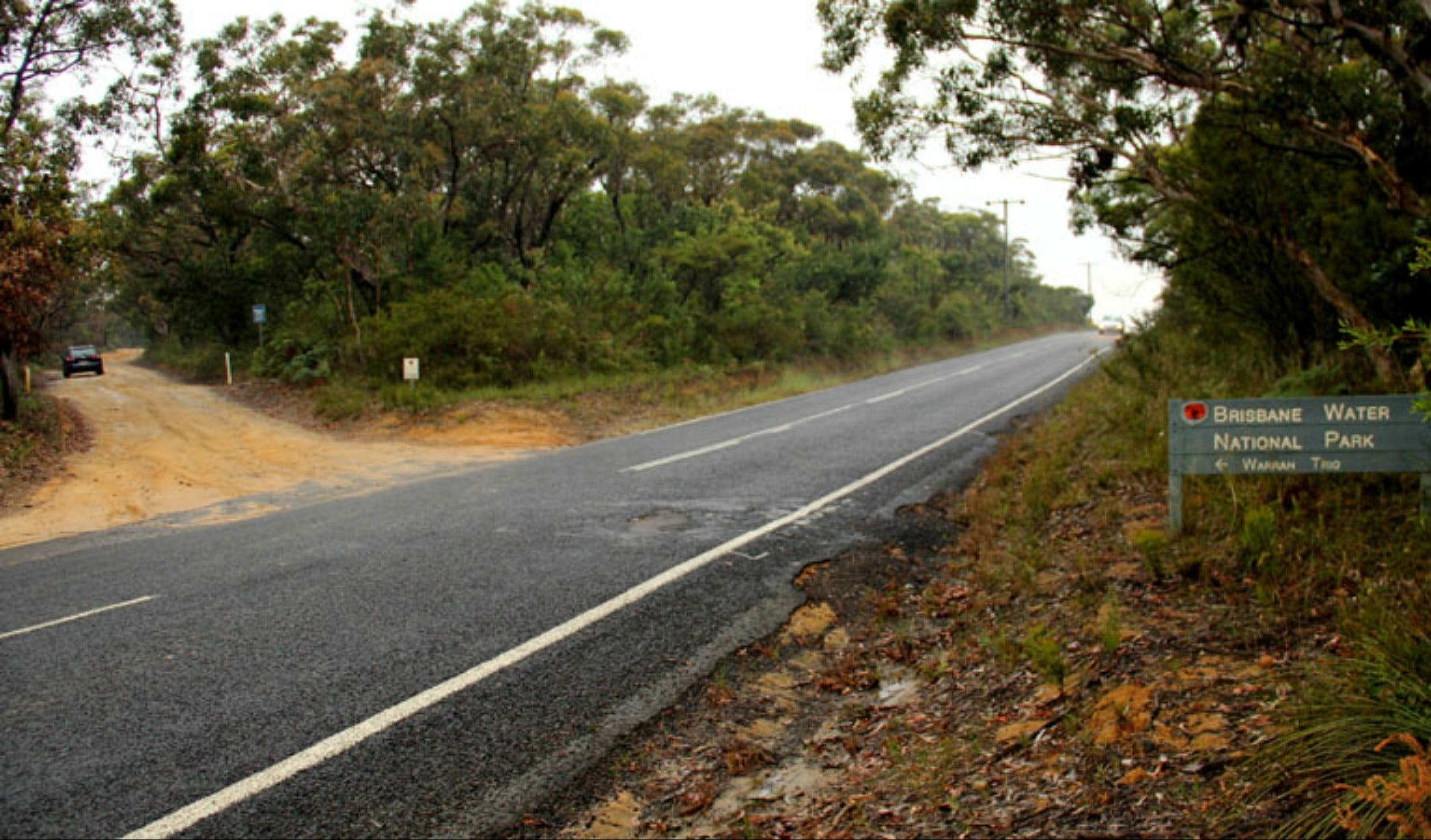 Warrah Trig cycling loop - ACT Tourism