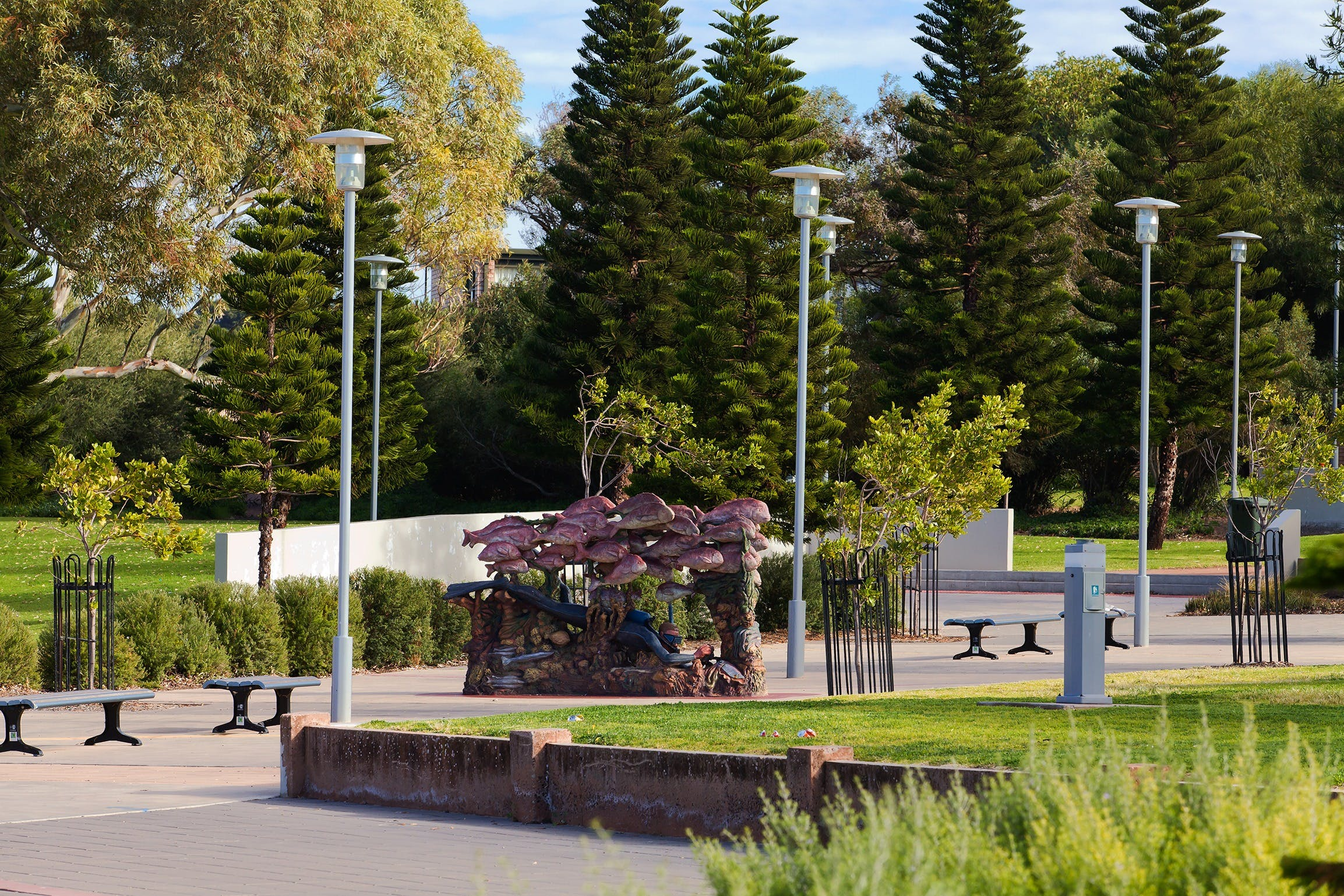 Whyalla Foreshore and Marina - ACT Tourism
