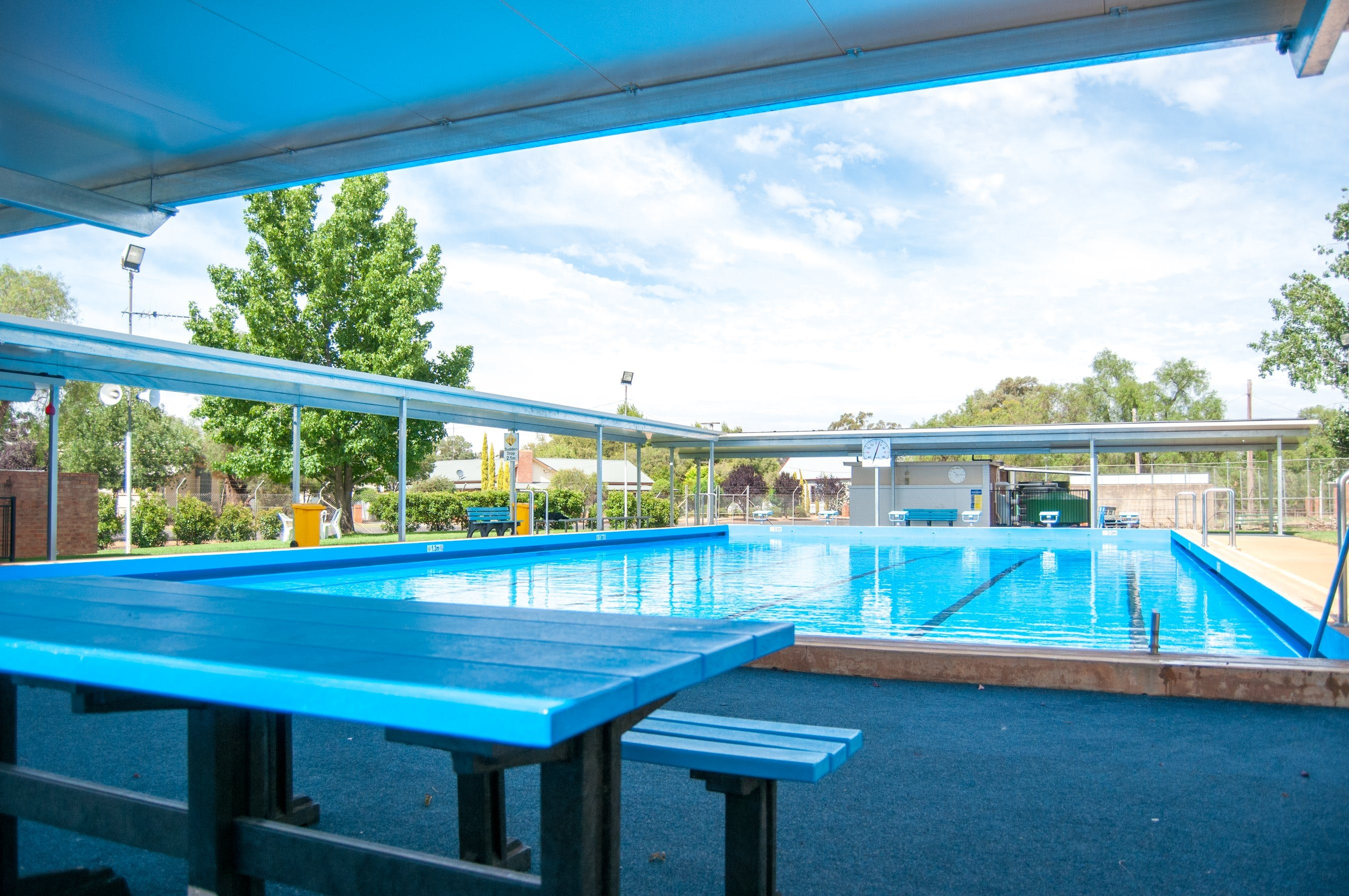 Barellan Swimming Pool - ACT Tourism