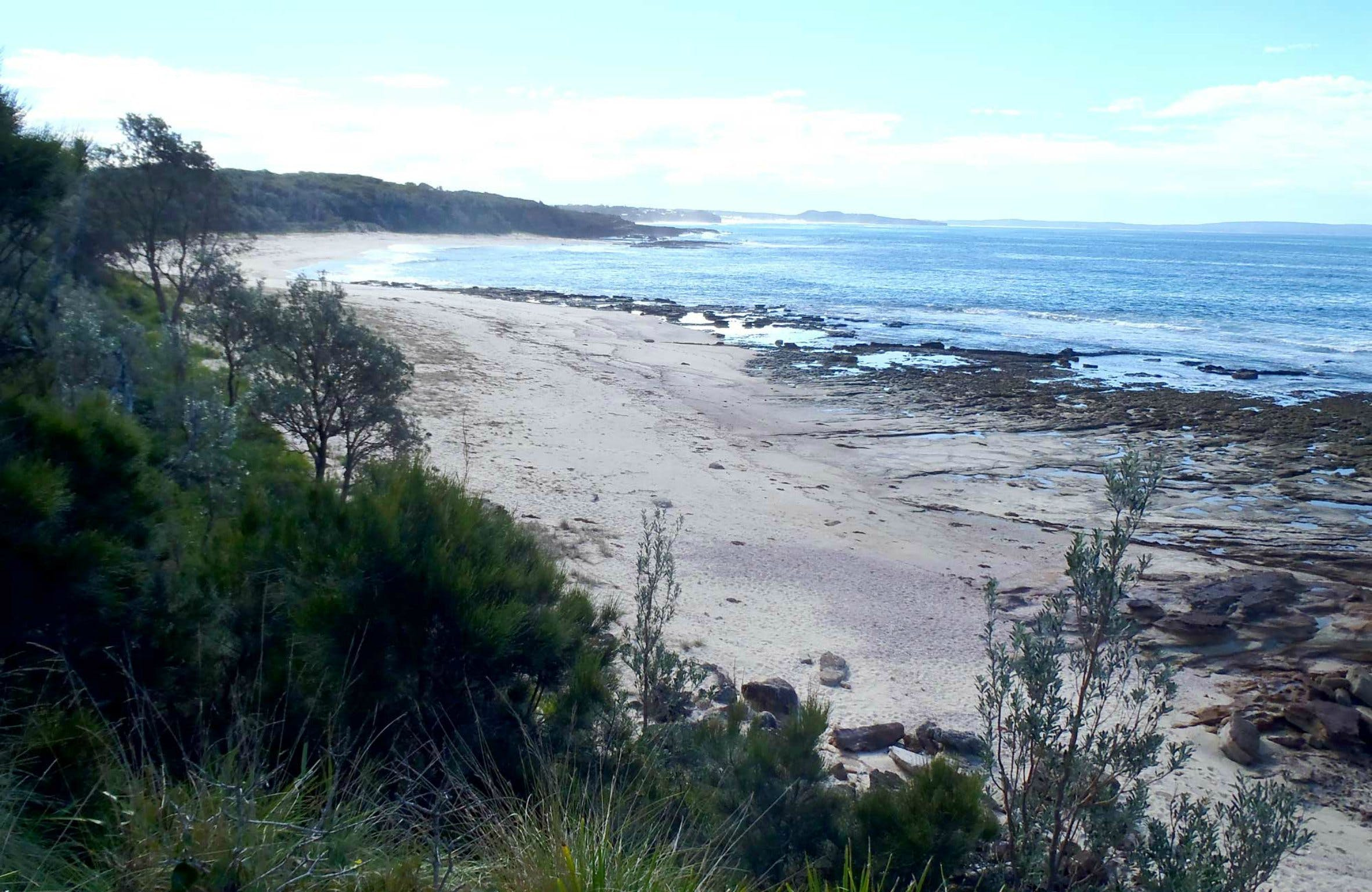 Monument Beach Picnic Area - ACT Tourism