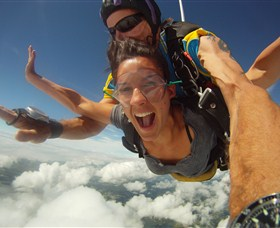Gold Coast Skydive - ACT Tourism