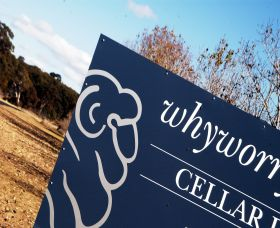 Whyworry Wines - ACT Tourism