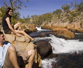 Crystal Falls - ACT Tourism