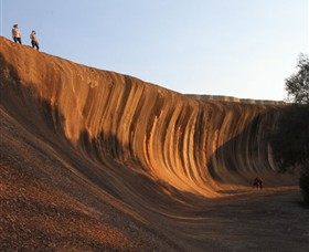 Wave Rock - ACT Tourism