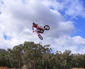Goanna Tracks Motocross and Enduro Complex - ACT Tourism
