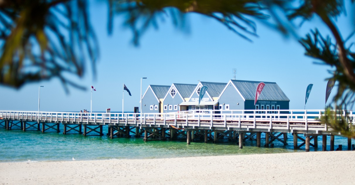 Busselton Jetty  Underwater Observatory Tour - ACT Tourism