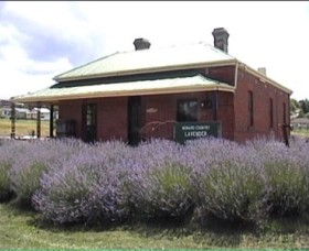 Lavender House in Railway Park - ACT Tourism