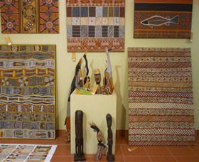 Tiwi Design Aboriginal Corporation - ACT Tourism