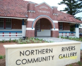 Northern Rivers Community Gallery - ACT Tourism