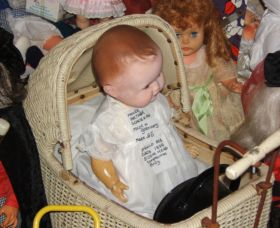 Little Darlings Doll Museum and Coffee Shop - ACT Tourism