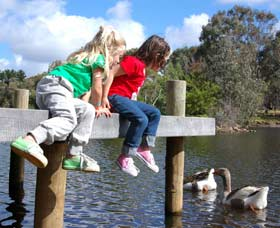 Vasse River and Rotary Park