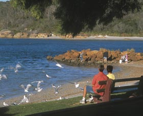 Emu Point - ACT Tourism