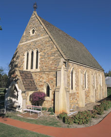 Uniting Church - York - ACT Tourism