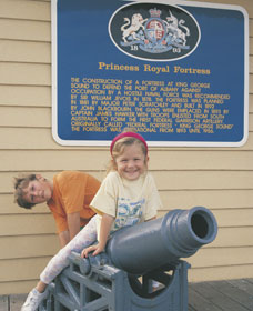 Princess Royal Fortress Military Museum - ACT Tourism
