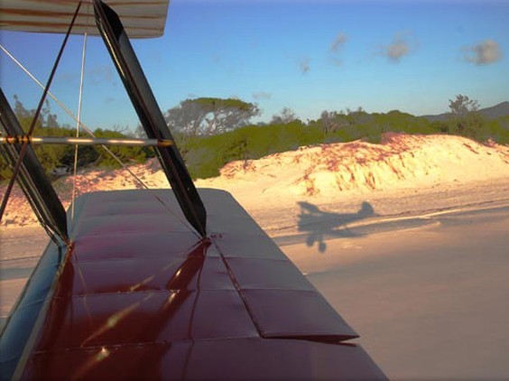 Tigermoth Adventures Whitsunday - ACT Tourism