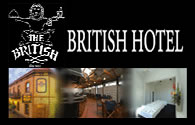 British Hotel - ACT Tourism