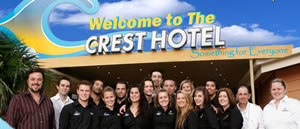 The Crest Hotel Sylvania - ACT Tourism