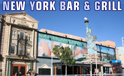 New York Bar  Grill - ACT Tourism