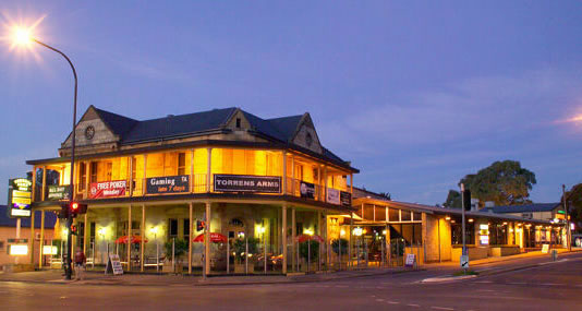 Torrens Arms Hotel - ACT Tourism