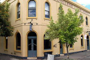 The College Lawn Hotel - ACT Tourism