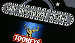 Off Broadway Hotel - ACT Tourism