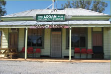 The Logan Pub - ACT Tourism
