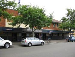 St Marys Hotel - ACT Tourism
