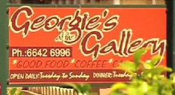 Georgies Cafe Restaurant - ACT Tourism