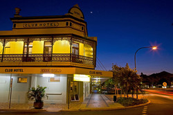 The Club Hotel - ACT Tourism