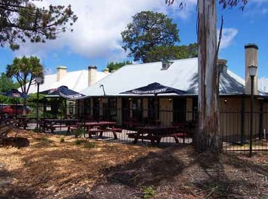 Old Canberra Inn - ACT Tourism
